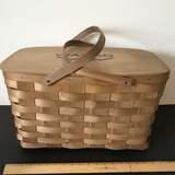 Original Kool Basket Picnic Basket with Styrofoam Lining