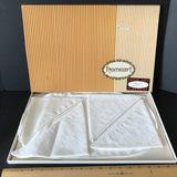 Vintage Homeart 8 pc Place Mat Set with Original Box