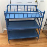 Painted Wooden Changing Table
