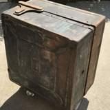 Antique Safe by The McCaskey Safe Register
