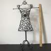 Metal Decorative Dress Form