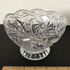Leaded Crystal Dish
