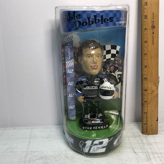 Ryan Newman NASCAR Bobble Dobbles Collectible -NEW IN PACKAGE