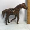 Leather Vintage Horse Figurine