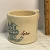 Vintage Old Spice Pottery Shaving Mug