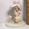 "Precious Moments ""To A Very Special Mom"" Porcelain Figurine with Box"