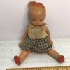 Antique Porcelain Segmented Doll - Made in Japan