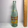 Vintage Royal Crown Cola Green Tint Glass Bottle
