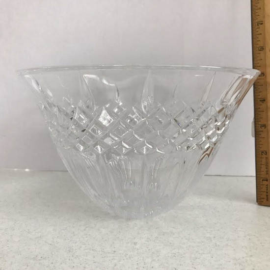 Marquis by Waterford Deep Crystal Bowl