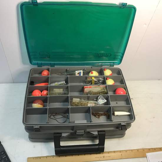 Plano Fishing Tackle Box FULL of Great Tackle!