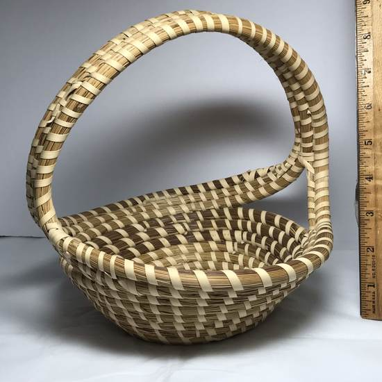 Awesome Sweet Grass Basket