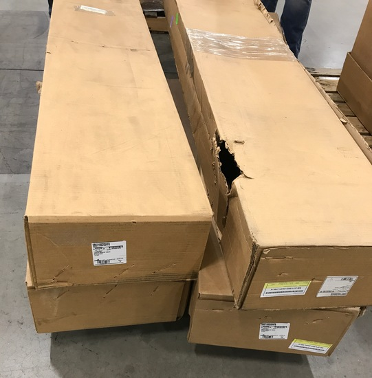 4 Vertical Cable Managers -New in Boxes