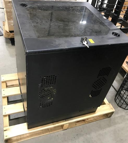 Black Box Server Cabinet