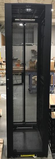 Tripp-Lite SmartRack enclosure Server Cabinet - Pre-Used