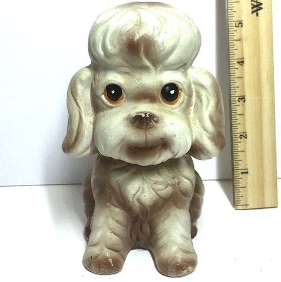 Best Ever Brand Vintage Dog Bank