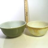 Pair of Pyrex Nesting Bowls