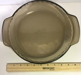 Anchor Ovenware Deep Glass Pie Plate
