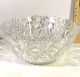 Beautiful Etched Bowl