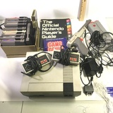 Vintage Original Nintendo Game System