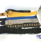 Lot of Guitar Straps