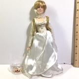 Princess Diana Collectible Doll with Tiara