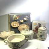 Lot of Heartland Crocks and Serving Dishes