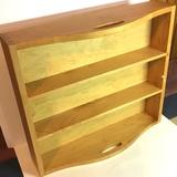 Wooden Divided Box/ Display Shelf