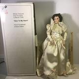 """Marie Osmond Porcelain Doll """"Dear To My Heart"""""""