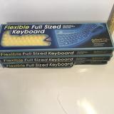 3 Flexible Full Size Keyboards
