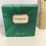 Vintage Emeraude Dusting Powder