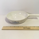 """Corning Ware Cornflower Blue 6 1/2"""" Frying Pan with Handle"""