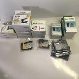 Lot of Ink Printer Cartridges