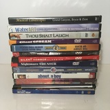 Lot of DVD's