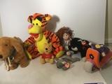 Lot of New Stuffed Animals
