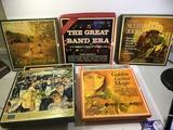Lot of Record Box Sets
