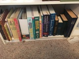 Lot of Books - Medical, Fiction, and Crafting