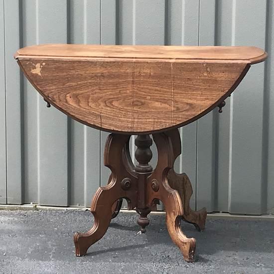 Eastlake Drop Leaf Table
