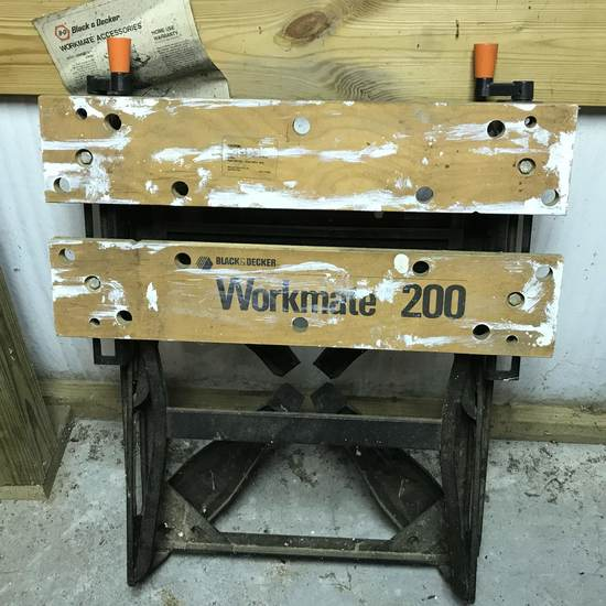 Black & Decker Workmate 200 Work Bench