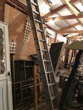 24 ft Extension Ladder