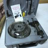 Multifunctional Round Hole Cutter with Adjustable Radius Blades in Case