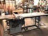 """Delta Unisaw 10"""" Tilting Arbor Saw with Table, Built-in Router & Accessories - Works"""