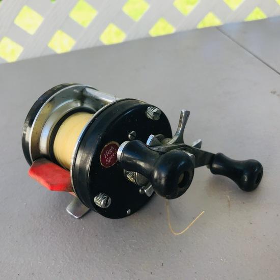 Ambassadeur 5600C High Speed Fishing Reel