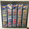 Hot Wheels 2001 Car Collection Display