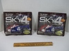 2 WYFF Sky News 4 Helicopter Toys from Spinx