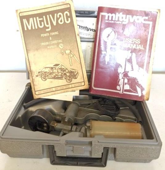 SilverLine Mityvac With Case