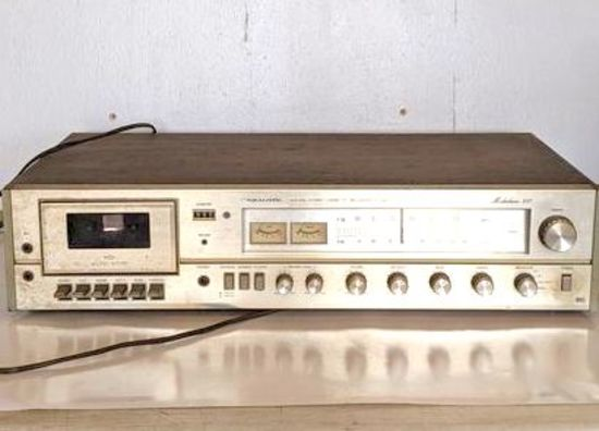 Realistic AM/FM Stereo Cassette Recorder System