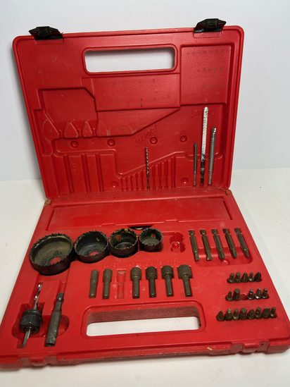 Craftsman Screw Driver Bits in Case - Comes with Everything Shown