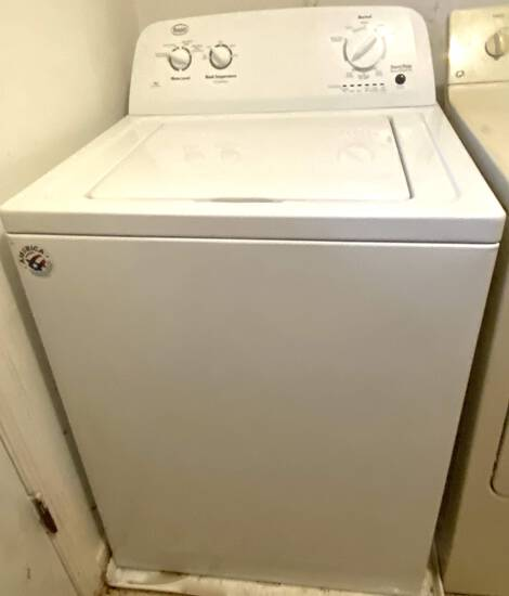 Roper Washing Machine Model RTW4516FW2 - Works!