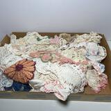 Great Lot of Hand Crocheted Doilies