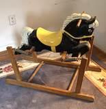 Vintage Hi-Prancer Bouncy Horse